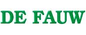 Logo De Fauw & zonen