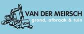 Logo Grondwerken Van Der Meirsch