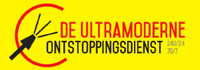 Logo De Ultra Moderne Ontstoppingsdienst