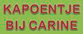 Logo Kapoentje bij Carine