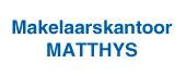 Logo Matthys Makelaarskantoor