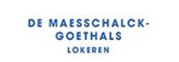 Logo De Maesschalck-Goethals Zonwering