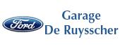 Logo De Ruysscher Garage bvba