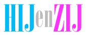 Logo Hij en Zij (Coiffure)