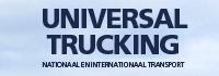 Logo Universal Trucking