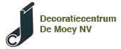Logo Decoratiecentrum De Moey