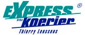 Logo EXPRESS KOERIER THIERRY LENSSENS
