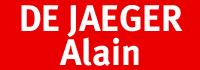 Logo DE JAEGER ALAIN