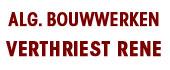 Logo Alg Bouwwerken Verthriest Rene
