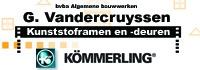 Logo Vandercruyssen Gilbert BVBA/Kömmerling