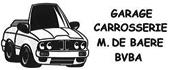 Logo De Baere M