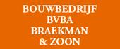 Logo Braekman & ZN Bouwwerken