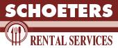 Logo Schoeters Rental Services