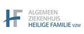 Logo Algemeen Ziekenhuis Heilige Familie
