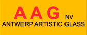 Logo AAG-Antwerp Artistic Glass