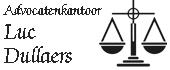 Logo Dullaers Advocaten