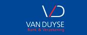 Logo Axa Bank - Van Duyse Verzekeringen