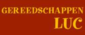 Logo Gereedschappen Luc