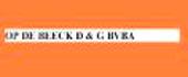 Logo Op De Beeck D & G