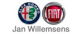 Logo Jan Willemsens - Specialist in Alfa Romeo en Fiat
