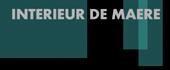 Logo Interieur De Maere