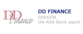 Logo AXA-Bank en verzekeringen DD Finance
