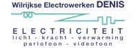 Logo Denis Wilrijkse Electrowerken
