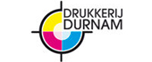 Logo Drukkerij Durnam