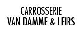 Logo Carrosserie Van Damme & Leirs