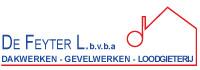 Logo Dak- & Gevelwerken De Feyter