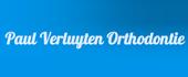Logo Verluyten Paul Orthodontie