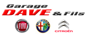 Logo Dave et Fils Garage