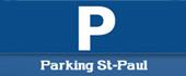Logo Parking St Paul