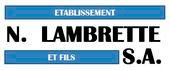 Logo Lambrette & Fils (Ets)