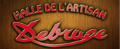Logo Halle de l'Artisan-Debruge