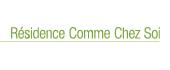 Logo Résidence Comme Chez Soi