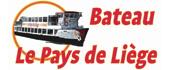 Logo Bateau Le Pays de Liège