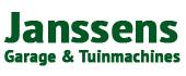 Logo Janssens Garage & Grasmaaiers