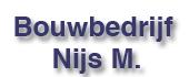 Logo Nijs M Bouwbedrijf
