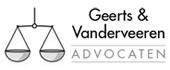 Logo Geerts & Vanderveeren Advocaten