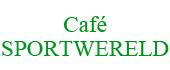 Logo Café Sportwereld