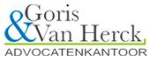 Logo Advocatenkantoor Goris & Van Herck