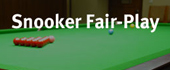 Logo Snooker Fair-Play