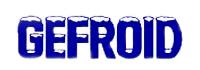 Logo Gefroid