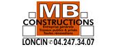 Logo M B Constructions sprl