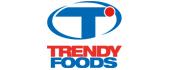Logo Trendy Foods Belgium