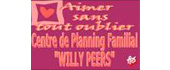 Logo Centre de Planning Familial Willy Peers