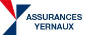 Logo ASSURANCES YERNAUX