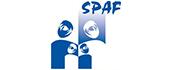 Logo SPAF-Service Provincial d'Aide Familiale