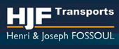 Logo H.J.F. Transports sprl (Fossoul Henri & Joseph)